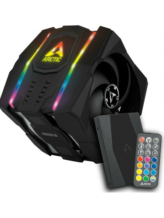 COOLER ARCTIC FREEZER 50 WITH A-RGB CONTROLLER DUAL TOWER ACFRE00080A