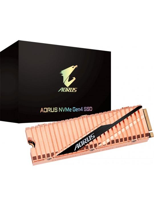 SSD GIGABYTE AORUS 2TB M.2 PCIE GP-ASM2NE6200TTTD