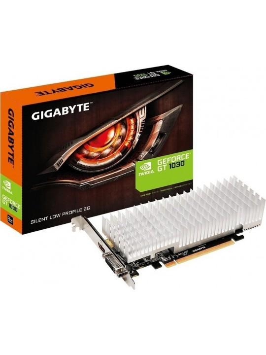 VGA GIGABYTE GEFORCE GT1030 2GB SILENT LOW PROFILE GV-N1030SL-2GL