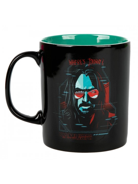 MUG JINX CYBERPUNK 2077 DIGITAL GHOST
