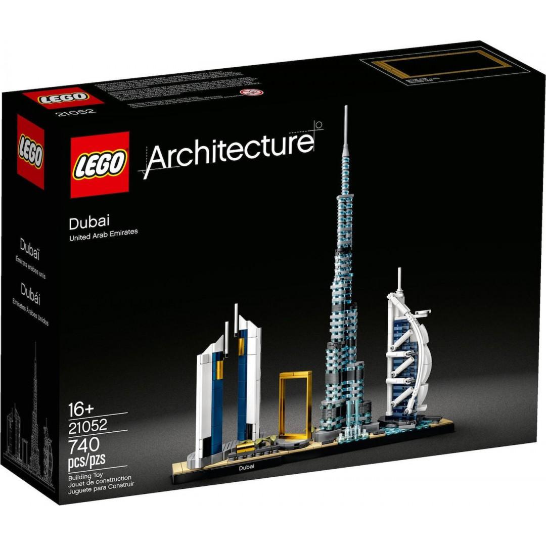 LEGO ARCHITECTURE 21052 DUBAI