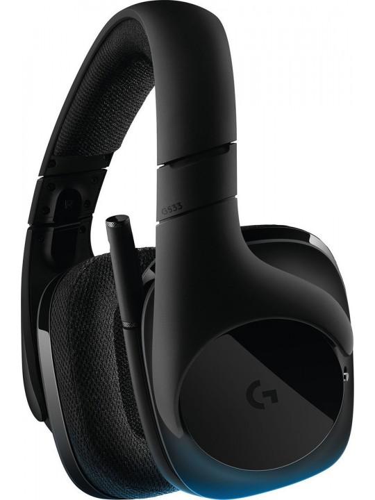 HEADSET LOGITECH G533 (981-000634)