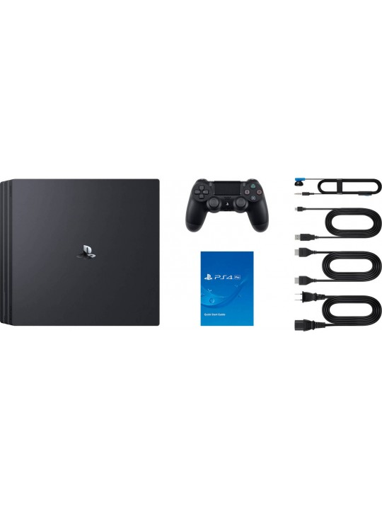 SONY PLAYSTATION 4 PS4 PRO 1TB G CHASSIS BLACK EU (PS719753216)
