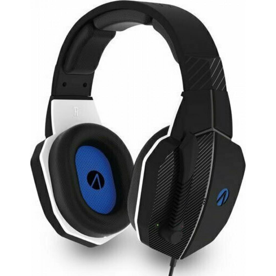 HEADSET PS5 PHANTOM V WIRED BLACK (5055269711568)