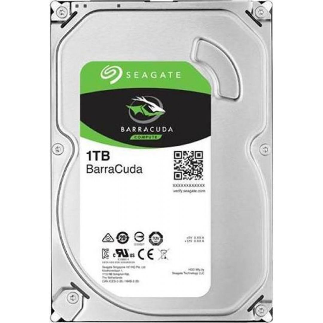 "HDD SEAGATE BARRACUDA 1TB 3.5"" SATA 3 ST1000DM010"