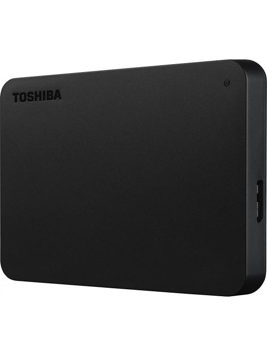 """HDD EXTERN TOSHIBA CANVIO BASICS 2018 1TB 2.5"""" USB3 HDTB410EK3AA"""