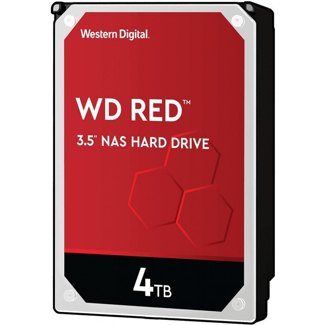 """HDD WD RED NAS 4TB 3.5"""" SATA 3 256MB CACHE WD40EFAX"""