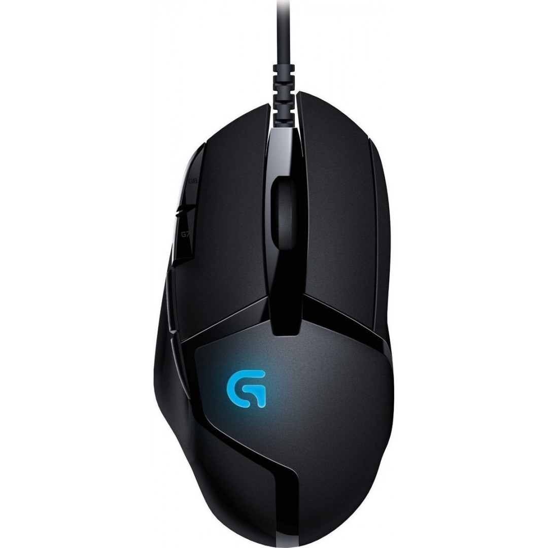 MOUSE LOGITECH G402 HYPERION FURY FPS WIRED 910-004068