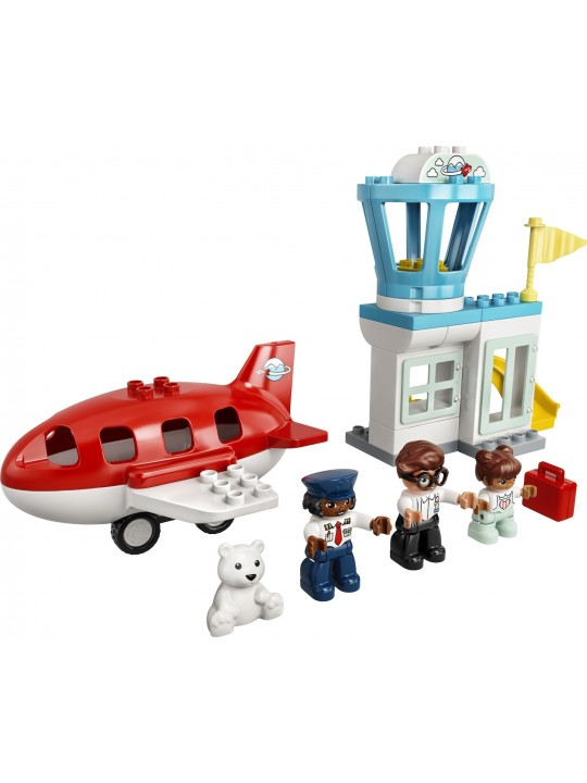 LEGO DUPLO 10961 AEROPLANE AND AIRPORT SET