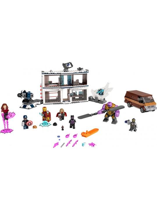 LEGO MARVEL 76192 AVENGERS ENDGAME FINAL BATTLE SET