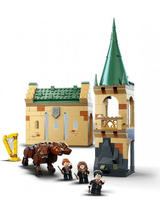 LEGO HARRY POTTER 76387 HOGWARTS FLYFFY ENCOUNTER